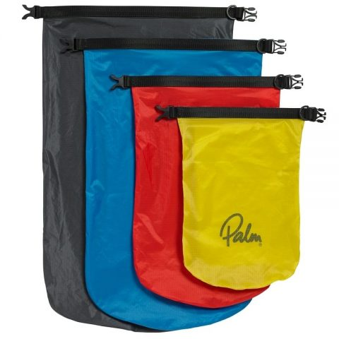 Palm Superlite drybags multi-pack (4 pack) from Northeast Kayaks