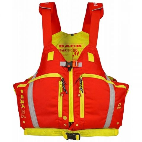 Peak Explorer Zip PFD/Buoyancy Aid Red - Womens-0
