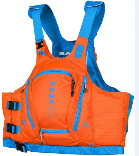 Peak Ocean Wrap PFD/Buoyancy Aid - Womens-0