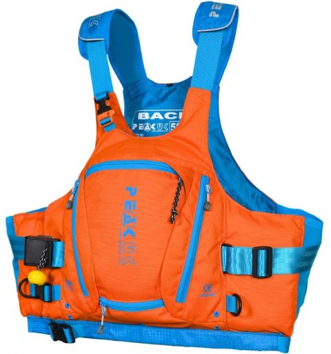 Peak River Wrap PFD/Buoyancy Aid Womens-0