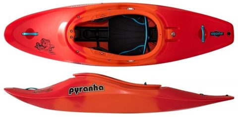 Pyranha Kayak Ozone Stout 2-0