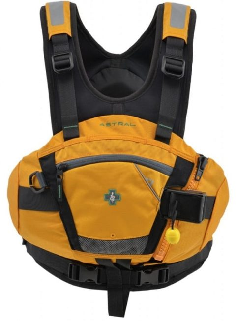 Astral Serpent 2.0 PFD/Buoyancy Aid Amber Yellow-0