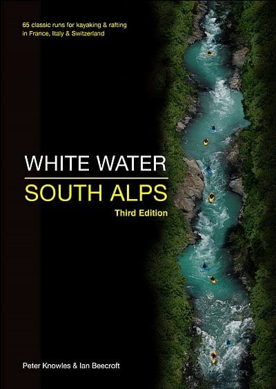 White Water South Alps Third Edition from Northeast Kayaks