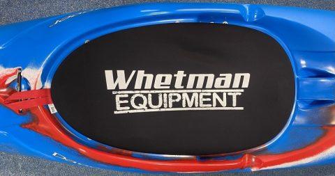 Whetman 3mm Neoprene cockpit cover from Northeast Kayaks
